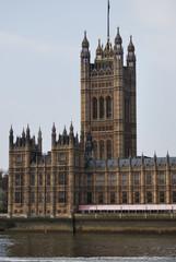 Fototapeta na wymiar The Palace of Westminster, London, England