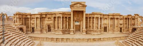 Palmyra, Syria - Ruins Old Greco Roman
