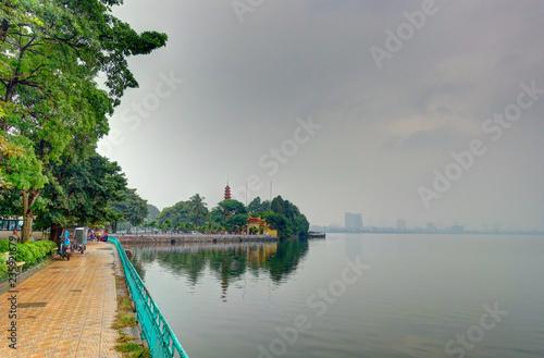 Foto op Aluminium Beijing Hanoi landmarks, Vietnam