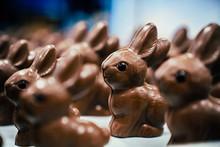 An Assortment Of Chocolate Bun...