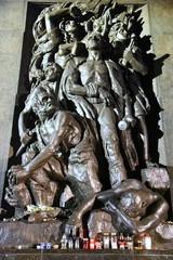 Denkmal für die Helden des Ghettoaufstandes