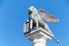 Il Leone Alato Di San Marco