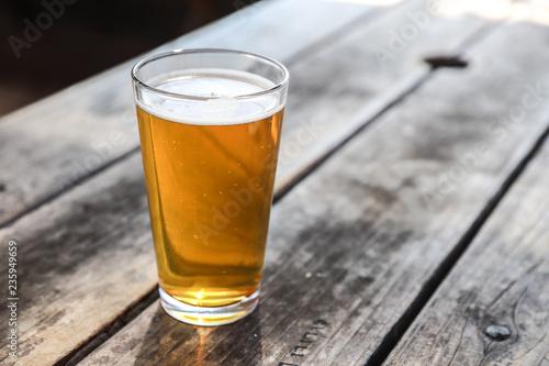 Craft Beer Pale Ale Canvas Print