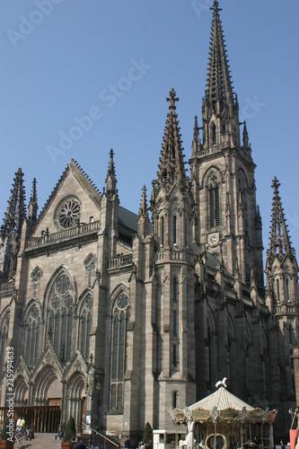 Germany. City of Freiburg (Europe)