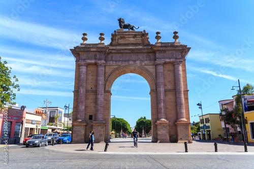 Arco Triunfal Leon Guanajuato