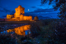 Ross Castle In Killarney, Repu...