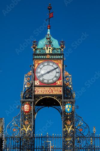Eastgate Clock in Chester Fotomurales