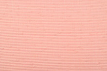 Background Made Of A Closeup Of A Pink Cotton Place Mat Texture