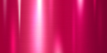 Pink Metal Texture Background Vector Illustration