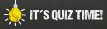 It´s Quiz Time!