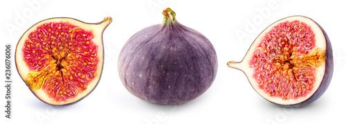 Fotografia Figs fruits isolated