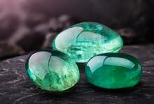The Emerald Gemstone Jewelry.