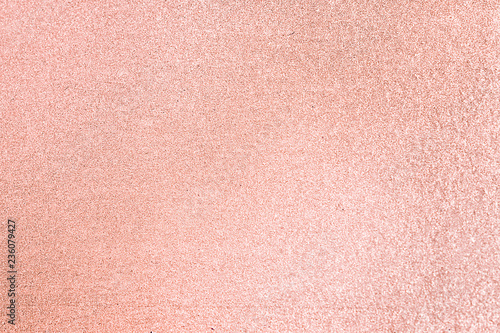 Fotomural  Close up of pink blush glitter textured background