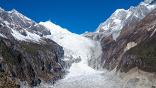 Hailuogou Glacier , Moxi Town, Luding County, Sichuan, China