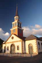 Martinique,  L'église Saint Henry à L'anse D'Arlet