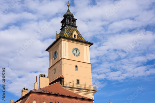 Foto  Brasov County Museum of History clock tower