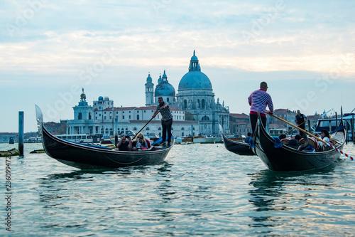 Cadres-photo bureau Venise Venice GOndolas