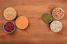 Various Types Of Pulses, Shot ...