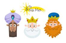 Three Wise Men Avatar Set