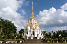 Thailand, Ubon Ratchathani, Wat Tham Khuha Sawan Amphoe Khong Chiam