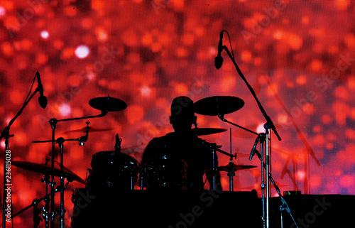 Fototapeta The Drummer