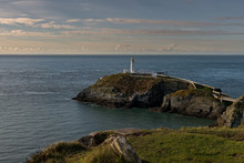 South Stack Lighthouse And Ang...