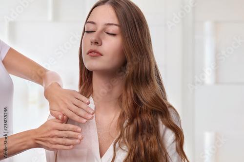 Fotografie, Obraz  Alternative medicine and holistic health care