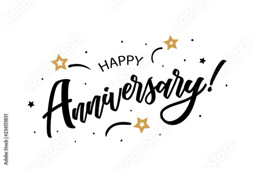 Happy Anniversary Canvas-taulu