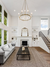 Beautiful Living Room In New L...