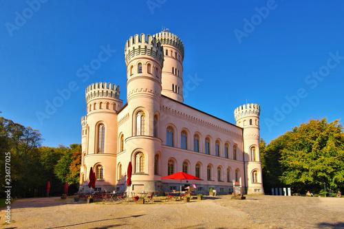 Pinturas sobre lienzo  Granitz Jagdschloss - Granitz castle on the island Rugen