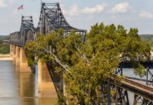 Mississippi River Railroad Bridge