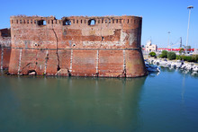 View Of The Landmark Fortezza ...