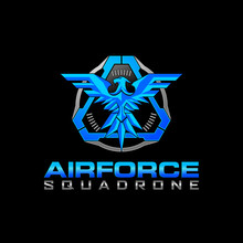 Tactical Eagle Air Force Squad...