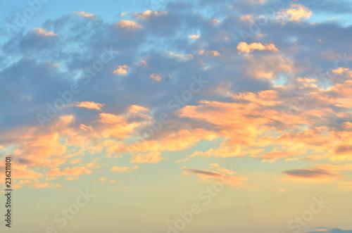 Fototapeta Background nature sky cloud  obraz na płótnie