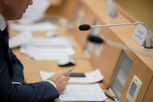 Meeting Of The Government Of The Russian Federation