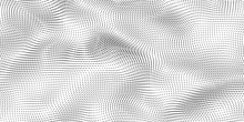 Vector Monochrome Field Visual...