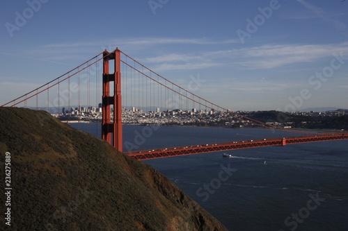 Fotografie, Obraz  golden gate bridge san francisko california usa