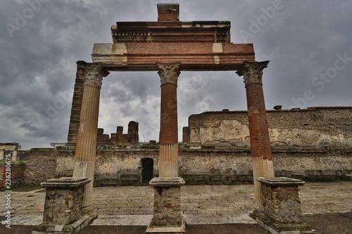 Fotografie, Obraz  Pompeii, Italy