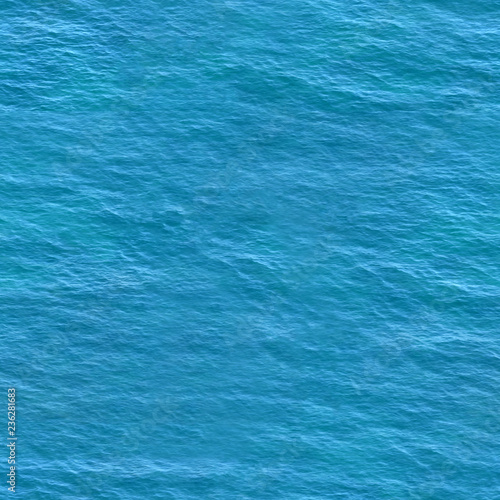 Tapety do łazienki  natural-color-of-sea-ocean-daylight-water-surface-with-waves-theme-seamless-square-pattern