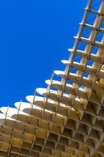 Metropol Parasol Wooden Struct...