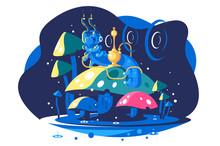 Absolem From Alice Adventures In Wonderland