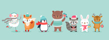 Christmas Characters - Animals...