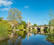 English Bridge; Shrewsbury