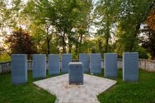 German War Gravesite In The Gr...