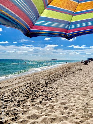 Fotografie, Obraz  Beauty on the beach