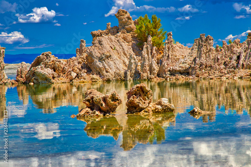 Fotografía Mono Lake, Tufas