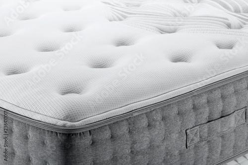 Fotografía Closeup bed Mattress