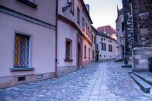 Street Brno - Night , Czech Re...