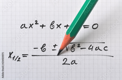 General quadratic equation