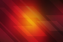 Red Abstract Background For Card Or Banner With Lines. Illustration Technology.
